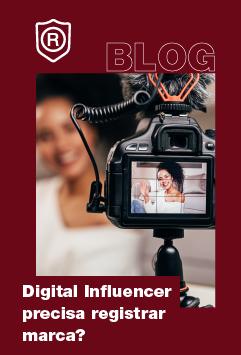 Digital Influencer precisa registrar marca?